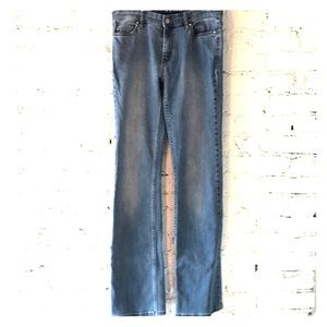 MIH Anthropologie The London Jeans pale blue